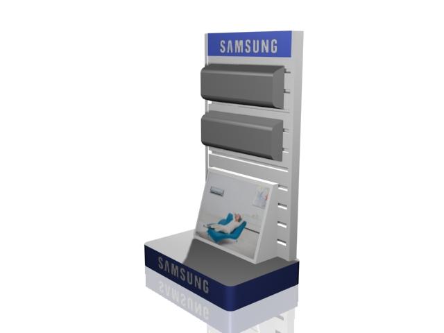 Exhibidor AA Samsung